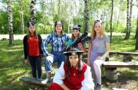 Международный день защиты детей в Назарово