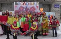 Праздник «Широкая Масленица - 2019» в Назарово