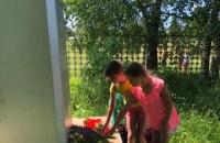 День памяти и скорби в деревне Назарово