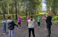 Мастер – класс по хореографии «Танцевальная импровизация».